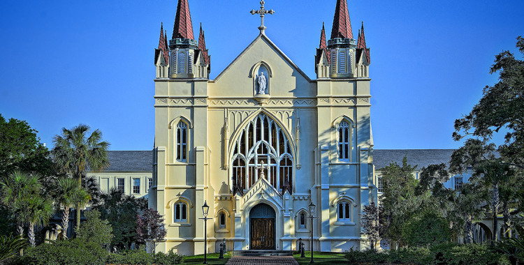St. Joseph Chapel &#8211; Spring Hill College