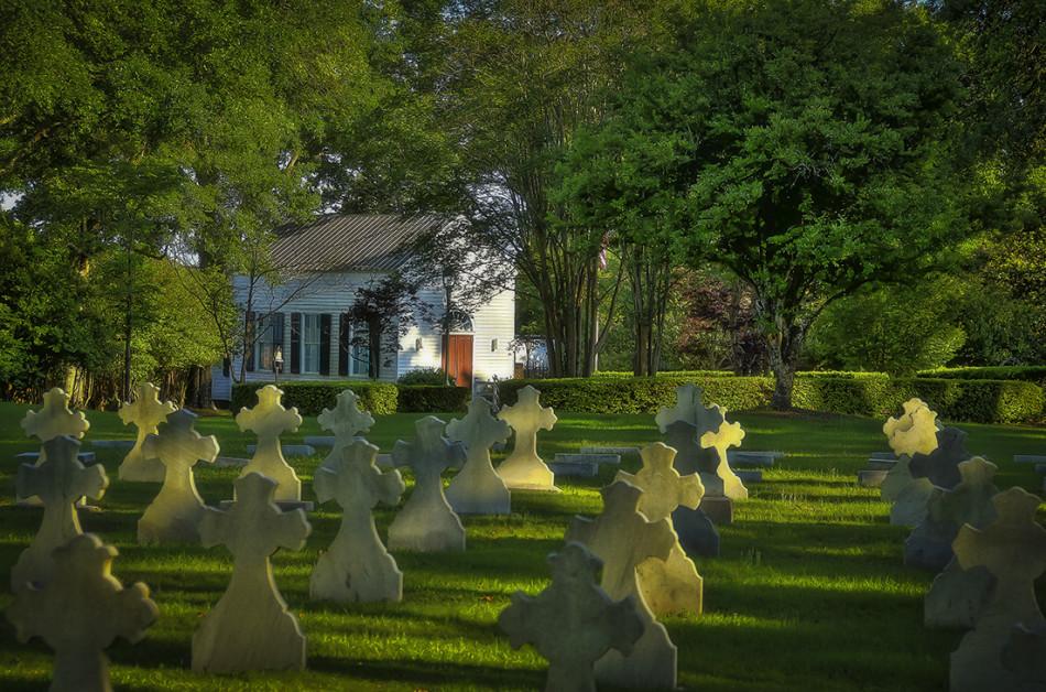 Spring Hill Catholic Cemetery