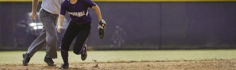 SHC Badger Women's Softball On the Field